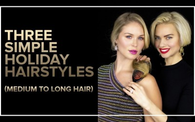 Three-Simple-Holiday-Hairstyles-Medium-To-Long-Hair
