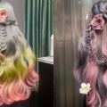 Top-10-Amazing-Hair-Color-Transformation-For-Long-Hair-Rainbow-Hairstyle-Tutorials-Compilations