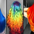 Top-10-Amazing-Hair-Color-Transformation-For-Long-HairRainbow-Hairstyle-Tutorials-Compilations