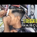 boys-haircut-2018-2019-New-hairstyle-for-boys-TS-Salon