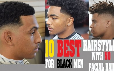 10-Best-Haircuts-For-Black-Men-With-No-Facial-Hair