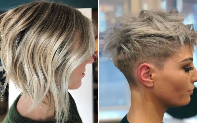 17-New-Pixie-Bob-Haircuts-For-Women-2019-Compilation-Trendy-Short-Haircuts-