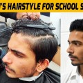 2019-Mens-Hairstyle-Cool-School-Short-Hairstyle