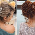 23-Cute-and-Easy-Bun-Hairstyles-Updos-Hairstyles-For-Women-Compilation-