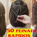 50-Easy-Hair-Style-for-Long-Hair-Amazing-Hairstyles-TutorialsPEINADOS-FCILES-Y-RPIDOS-2018-2019