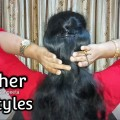 6-Simple-easy-clutcher-Hairstyle-tutorial-for-girls-hair-style-girl-hairstyles-for-long-hair