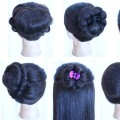 8-cute-and-easy-everyday-hairstyles-with-using-clutcher-juda-hairstyle-for-office-college-school