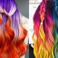 Beautiful-Rainbow-Long-Hair-For-Christmas-2018-The-Best-Long-Hairstyle-Compilation