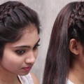 Beautiful-Side-Braid-Hairstyle-for-short-hair-Hairstyle-for-short-Hair-Girls-hairstyles-2018