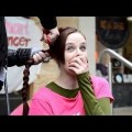 Beautiful-Women-Full-Hair-Cut-And-Razor-Head-Shave-Compilation
