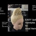 Chignon-for-long-hair-by-Amal-Hermuzchignon-bun-Hairstyles