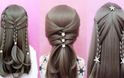 Easy-Hair-Style-for-Long-Hair-Amazing-Hairstyles-Tutorials-Compilation-2018
