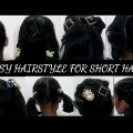Easy-Hairstyle-For-Short-Hairs