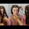 Easy-Prom-Hairstyles-for-Long-Hair-With-Flowers-Braided-Hair-style-for-Girls-2019-Part-27
