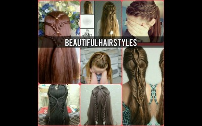 Elegant-hairstyles-for-teenagers-college-girls-working-womenparty-hairstyles-part-3-2018-2019