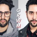 GET-READY-WITH-ME-Mens-Skincare-Routine-Hair-Style-2018-Mens-Outfit-Inspiration-James-Welsh