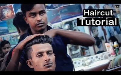 Haircut-tutorial-Boys-haircut-transformation-trend-hairstyles-2018-2019