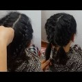 How-to-do-easy-braids-for-short-hair-French-braids-for-short-hairstyles-37