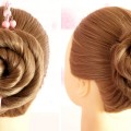 New-Easy-Juda-Hairstyle-For-Long-Hairs-Easy-Cute-Juda-Hairstyle-New-Hairstyle