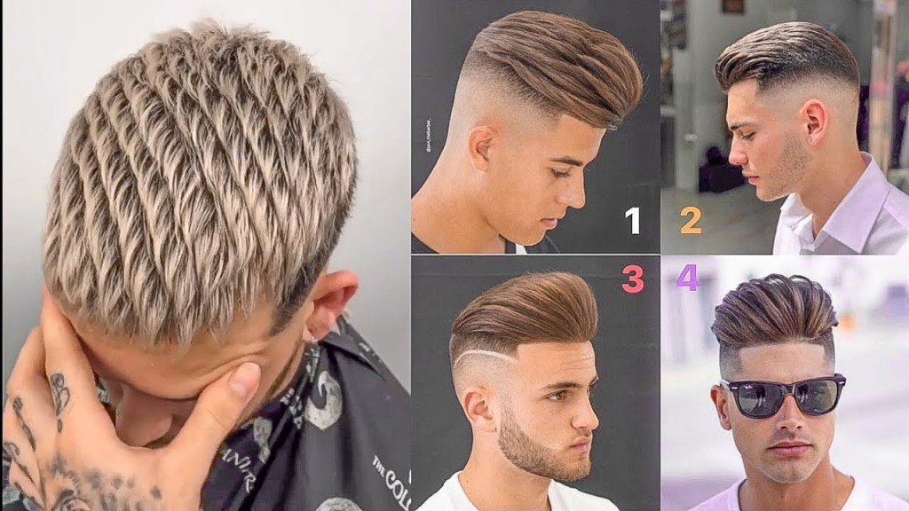New Hairstyles For Men 2018 New Hairstyle Compilation Best