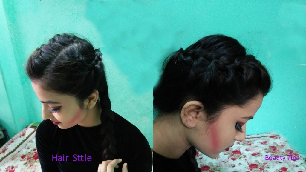 Party Hair Style Easy Hairstyle For Long Hair Hairstyles