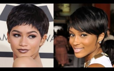 Pixie-haircuts-for-black-women-Short-hairstyles-for-afro-american