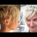 Short-bob-haircuts-Pixie-hairstyles-New-hair-colors-2019-Part-7