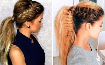 20-Simple-Easy-Ponytail-Hairstyles-For-Lazy-Girls-Ponytail-Ideas-Compilation