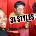 31-Quick-Easy-Hairstyles-for-Black-Women-Style-mas-2018-Compilation