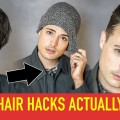 5-WEIRD-Hairstyle-Hacks-for-Better-Hair-That-Actually-Work