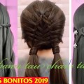 70-Hair-Style-Girl-2019-Everyday-Hairstyles-For-Long-HairBeautiful-Hairstyles-Compilation-2019