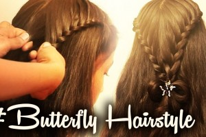 Beautiful-Butterfly-Hairstyle-Making-Quick-And-Easy-Hairstyles-New-Hairstyles-2019-Ladies-One-1
