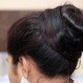Best-Hair-Style-for-Long-Hair-Bun-Hair-style-Everyday-Perfect-Bun-Updo-Hairstyle-for-Long-Hair