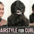 Cute-and-Easy-Hairstyle-For-Curly-Hair-Curly-Hair-Hairstyles-For-girls-Ladies-One