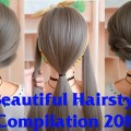Easy-Hairstyles-for-long-hair-Beautiful-Hairstyles-Compilation-2019-Peinados-Faciles-y-bonitos