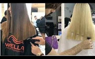 Extreme-Long-Hair-Cutting-Transformation-For-Women-Extreme-Haircuts-for-Women-Scissors-Haircut-2019