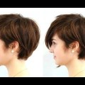 How-to-cut-Long-to-short-haircut-Short-layered-haircut-tutorial-Step-by-Step