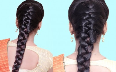 How-to-do-French-Braid-Hairstyle-tutorial-2019-Easy-Hairstyle-for-Long-Hair-2019-Hairstyles