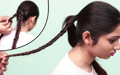 Inspiring-Easy-Hairstyles-For-Girls-Long-Ponytail-Braid-Hairstyle-Hair-Style-Girl