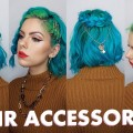 SHORT-HAIRSTYLES-WITH-HAIR-ACCESSORIES
