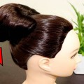 Simple-Easy-Bun-Hairstyle-for-Beginners-Party-Hairstyles-for-short-hair-KGS-Hairstyles