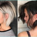 14-Fabulous-Haircuts-You-should-try-for-2019-Bob-Hairstyle-with-Bangs-and-Waves-1