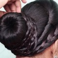 3-Best-Bun-hairstyles-for-partyweddingfunction-Hair-Style-Girl-2019-Hairstyles-for-long-hair