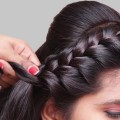3-Easy-Hairstyles-for-Party-College-Work-hair-style-girl-Latest-hairstyles-for-Long-Hair-2019