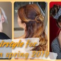 Best-simple-and-beautiful-hairstyle-for-women-spring-2019