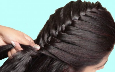 Different-hairstyle-for-long-hair-girls-Hairstyles-for-Party-wedding-function-Hairstyles-girl