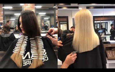 Extreme-Long-Hair-Cutting-Transformation-Cut-Off-Long-Hair-To-Short-by-Professional