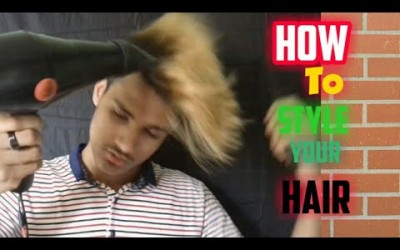 How-To-Style-Your-Hair-Hair-Style-For-Men-Danish-Khan