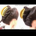 Latest-juda-hairstyle-with-using-clutcher-hair-style-girl-simple-hairstyle-hairstyles