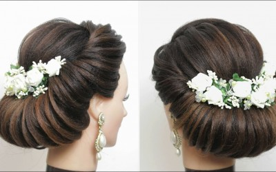 New-Bidal-Updo.-Latest-Wedding-Hairstyle-For-Long-Hair